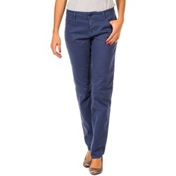 Vêtements Femme Chinos / Carrots Gaastra Pantalon long Bleu