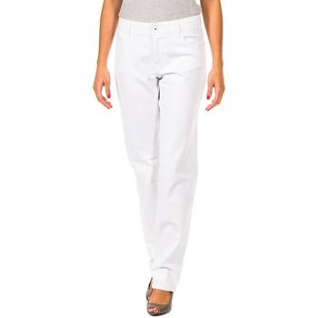 Vêtements Femme Pantalons Gaastra Pantalon long Blanc