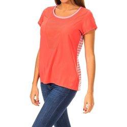 Vêtements Femme T-shirts manches courtes Gaastra T-shirt à manches courtes Rouge