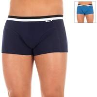 Sous-vêtements Homme Boxers DIM Pack-2 Boxers Bleu