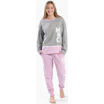 Vêtements Femme Pyjamas / Chemises de nuit Munich Pyjama femme Munich Multicolore