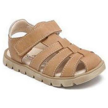 Chaussures Garçon Sandales et Nu-pieds Bellamy GINO beige