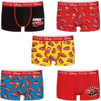 Sous-vêtements Garçon Boxers Disney BCX5LOT Multicolor