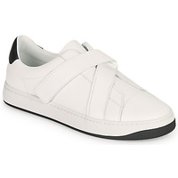 Chaussures Homme Baskets basses Kenzo ENZO KOURT SCRATCH SNEAKERS Blanc