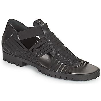 Chaussures Femme Sandales et Nu-pieds Kenzo GREEK FLAT SANDALS Noir