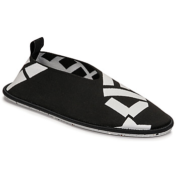 Chaussures Femme Ballerines / babies Kenzo K-KNIT SLIP-ON RECYCLED KNIT Noir