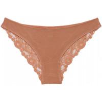 Sous-vêtements Femme Culottes & slips Underprotection Mia Beige