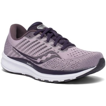 Chaussures Femme Running / trail Saucony Ride 13 Violet