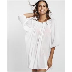 Vêtements Fille Robes courtes Billabong Robe de plage PLEASANT TALE Blanc