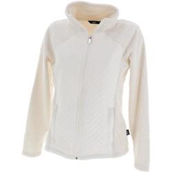 Vêtements Femme Polaires Angele Sissi blc cap polaire l Blanc