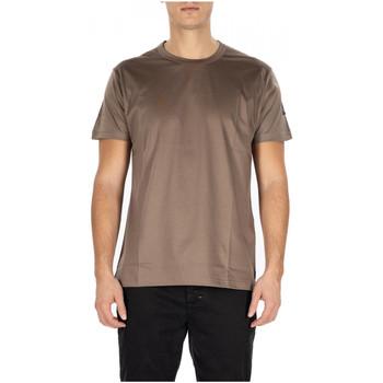 Vêtements Homme T-shirts manches courtes Berna T-SHIRT FILO DI SCOZIA fango