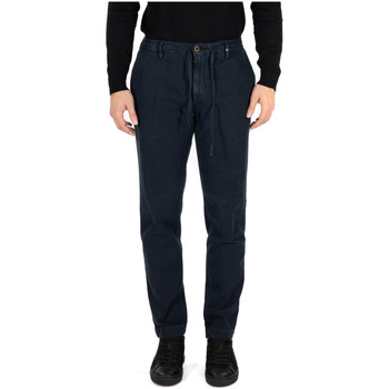 Vêtements Homme Pantalons Myths PANT.LUNGO 037-blu