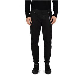 Vêtements Homme Chinos / Carrots Berna PANTALONE CHINO nero