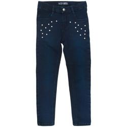 Vêtements Enfant Jeans Guess Jeans Fille Skinny K83A00 Bleu (rft)