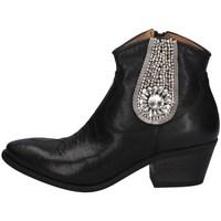 Chaussures Femme Boots Gio + M102AC NOIR