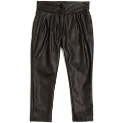 Vêtements Fille Pantalons 5 poches Vicolo 3141P0459 Pantalon Enfant NOIR NOIR