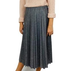 Vêtements Fille Jupes Vicolo 3141G0440 jupe Enfant ARGENT ARGENT