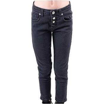 Vêtements Fille Jeans slim Vicolo 3141D0469 Jeans Enfant NOIR NOIR