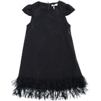 Vêtements Fille Robes courtes Vicolo 3146V0036 robe Enfant Noir Noir