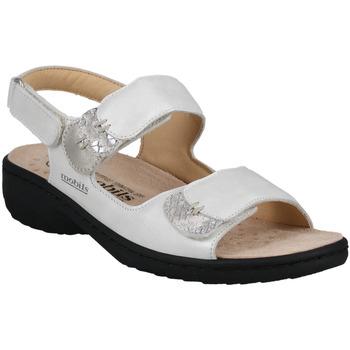 Chaussures Femme Sandales et Nu-pieds Mobils GETHA OFFWHITE