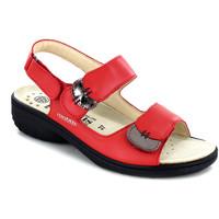 Chaussures Femme Sandales et Nu-pieds Mobils GETHA SCARLET