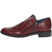 Chaussures Femme Mocassins Riposella IC-88 Bordeaux