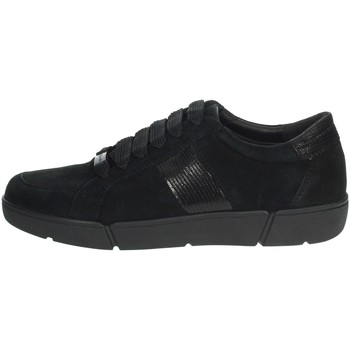 Chaussures Femme Baskets basses Riposella IC-125 Noir