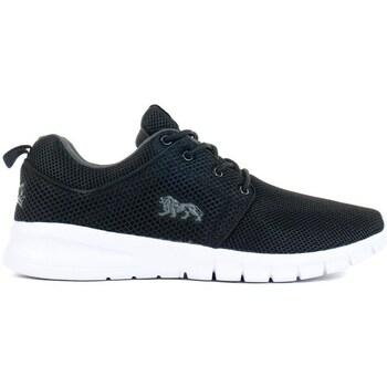 Chaussures Homme Baskets basses Lonsdale Sivas 2 Noir, Gris