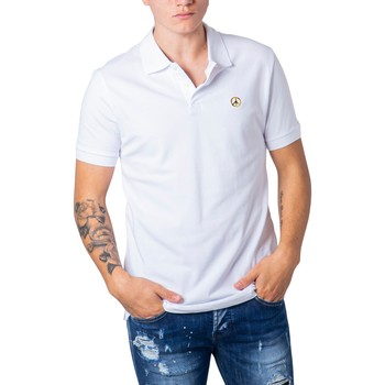 Vêtements Homme Polos manches courtes Love Moschino M83048FE1786 Blanc