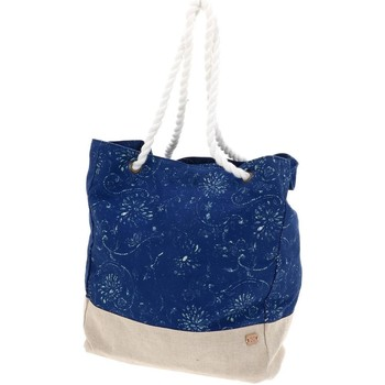 Sacs Femme Cabas / Sacs shopping Oxbow Kinpu  sac a main cabas navy Bleu marine / bleu nuit