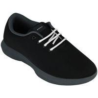 Chaussures Femme Baskets basses Muroexe Materia easy black Noir