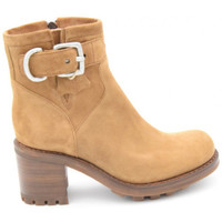 Chaussures Femme Boots Freelance justy 7 smal ger buc Marron