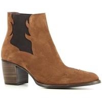 Chaussures Femme Bottines Muratti raissac CAMEL