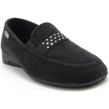 Chaussures Femme Chaussons Semelflex MARIE CLAUD NOIR