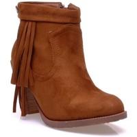 Chaussures Femme Bottines Xti 6594BEIGE CAMEL Beige