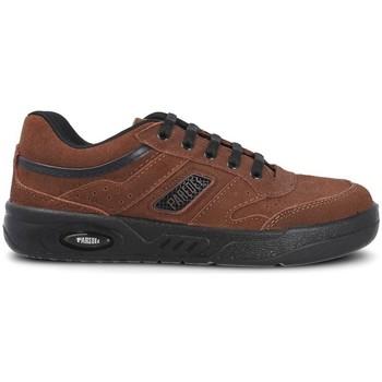Chaussures Homme Baskets mode Paredes 1321 Marron