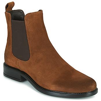 Chaussures Femme Boots Jonak ADELICE Camel