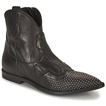 Chaussures Femme Boots Mimmu MONTONE NERO Noir