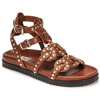 Chaussures Femme Sandales et Nu-pieds Mimmu VITELLO-CUOIO Marron