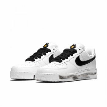 Chaussures Baskets basses Nike Air Force 1 Low Parra-Noise White/Black-White