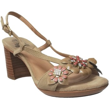 Chaussures Femme Sandales et Nu-pieds Luciano Barachini 19150 Beige