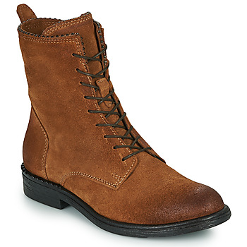 Chaussures Femme Boots Mjus PAL LACE Camel