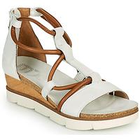 Chaussures Femme Sandales et Nu-pieds Mjus TAPASITA Blanc / Camel