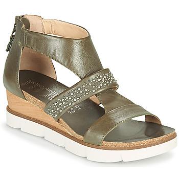 Chaussures Femme Sandales et Nu-pieds Mjus TAPASITA Kaki