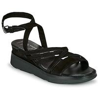 Chaussures Femme Sandales et Nu-pieds Mjus PLATITUAN Noir
