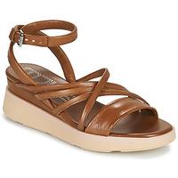 Chaussures Femme Sandales et Nu-pieds Mjus PLATITUAN Camel