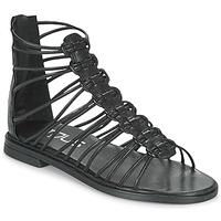 Chaussures Femme Sandales et Nu-pieds Mjus GRAM Noir