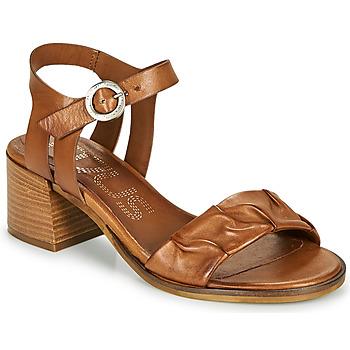 Chaussures Femme Sandales et Nu-pieds Mjus LEI Camel