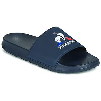Chaussures Homme Claquettes Le Coq Sportif SLIDE LOGO Bleu