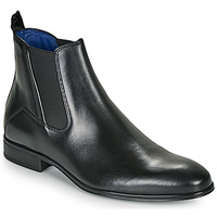 Chaussures Homme Boots Azzaro TARDIF Noir
